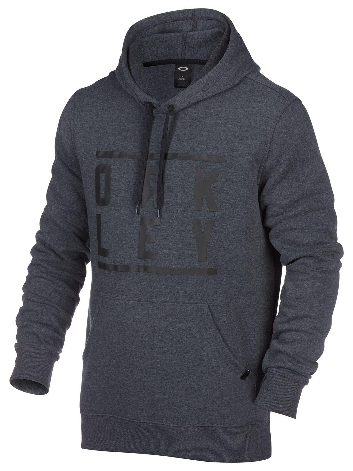 fcc46284b6 OAKLEY pulóver TOKEN fekete | aunergyor.hu