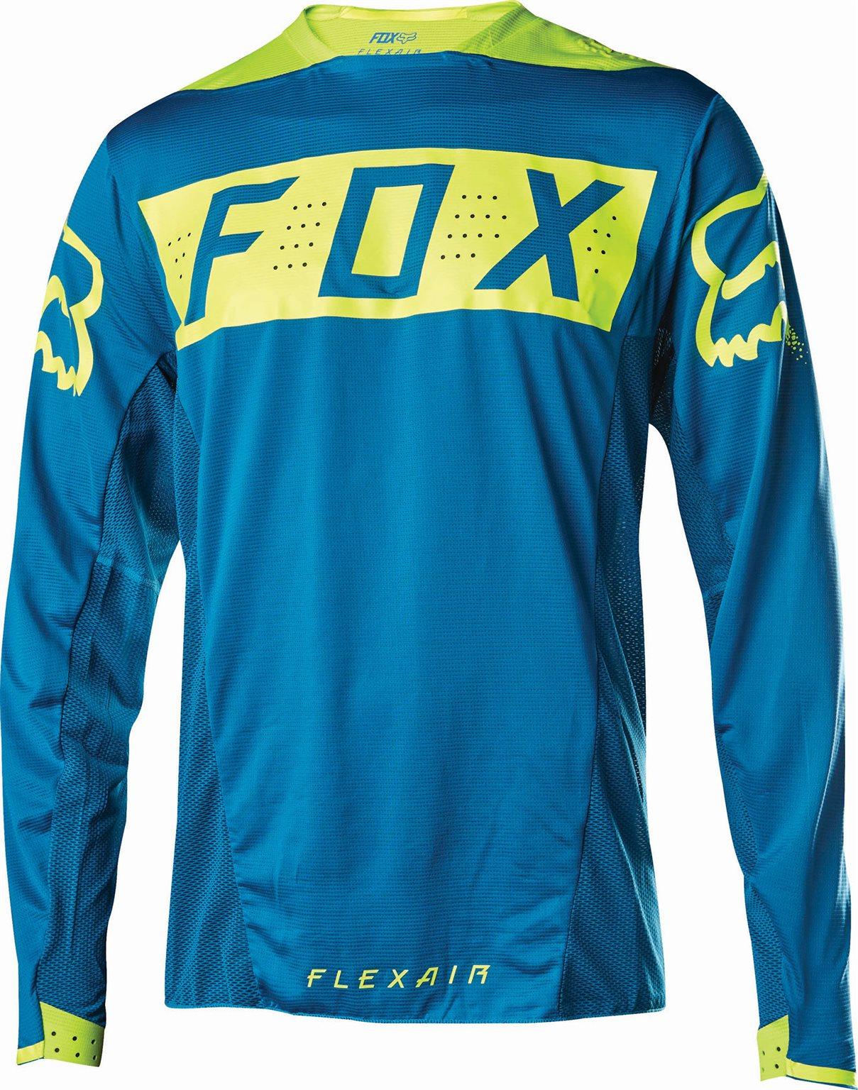 Fox MTB mez hosszúujjú Flexair Moth