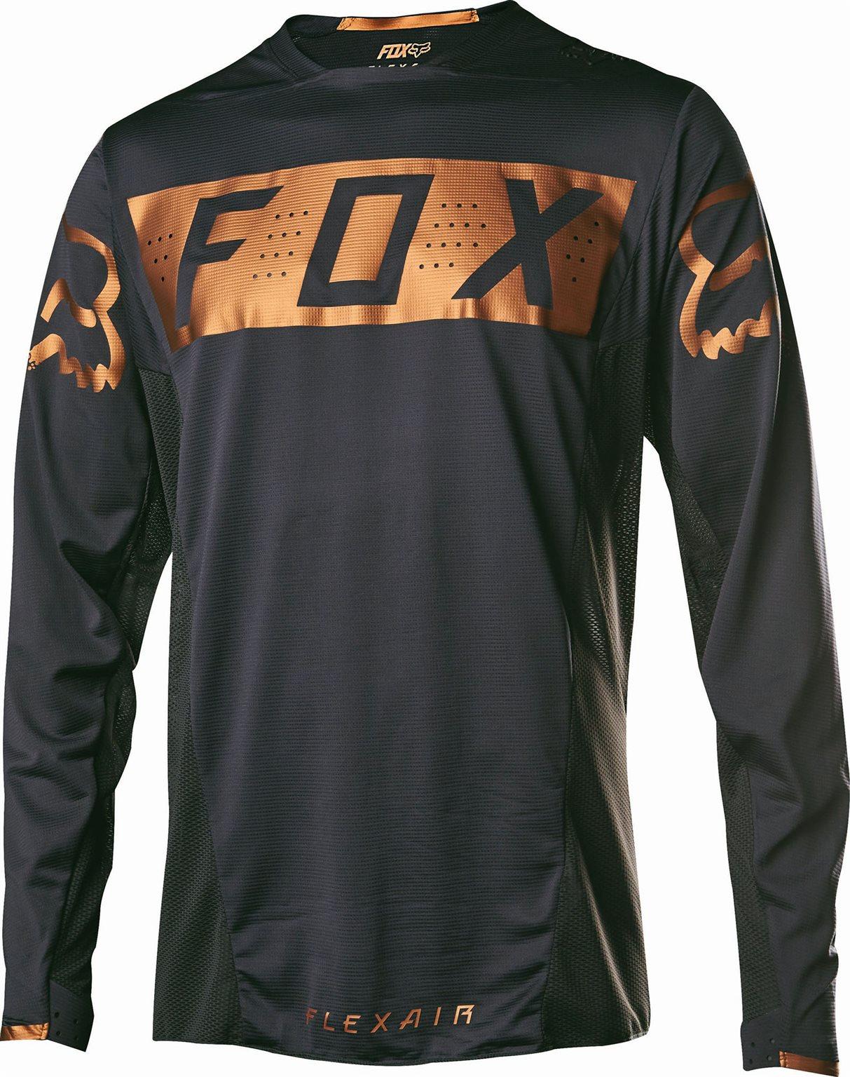 Fox MTB mez hosszúujjú Flexair Moth LE