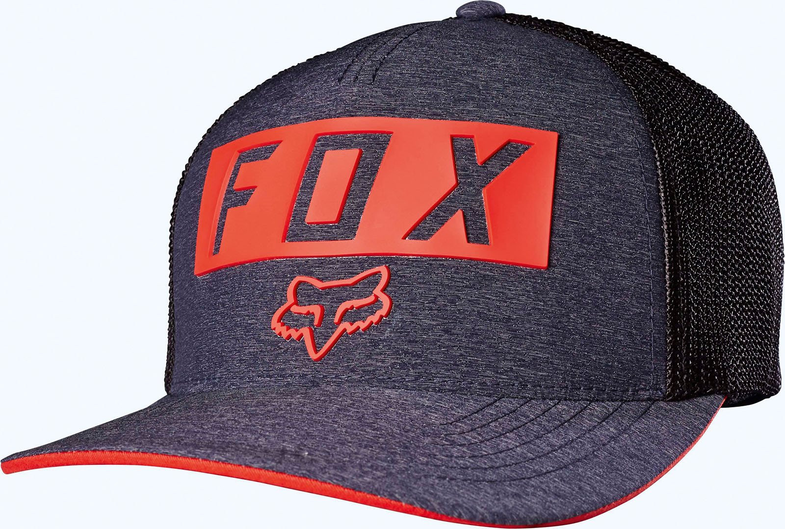 Fox baseballsapka Flexfit Moth Stacked