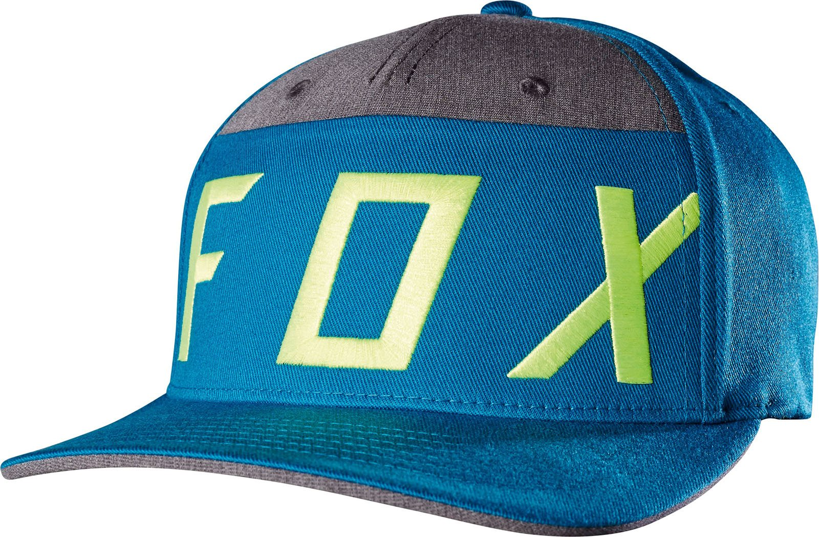 Fox baseballsapka Flexfit Moth Spliced