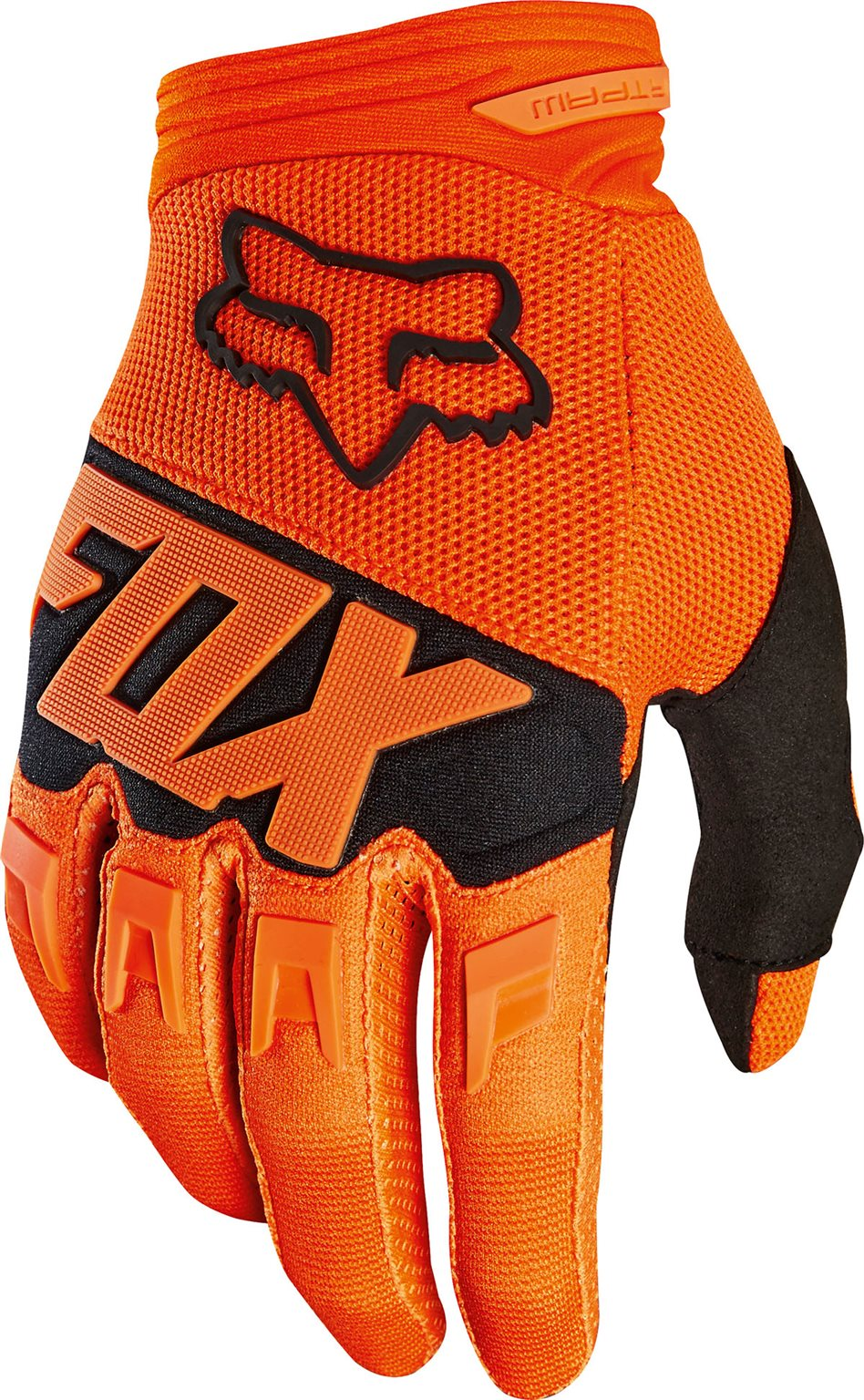 Fox cross kesztyû Dirtpaw Race orange