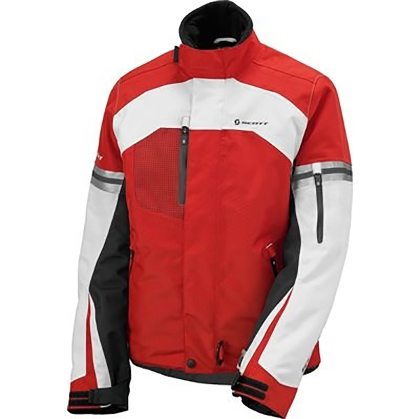 Scott SMB dzseki TP Titan piros-fehér L