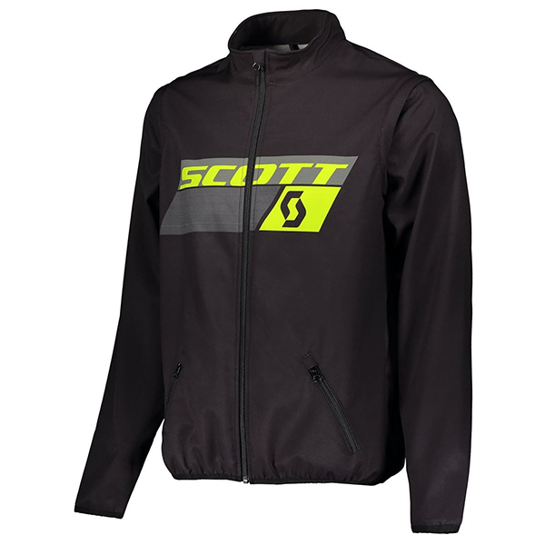 Scott enduro dzseki fekete sárga | aunergyor.hu