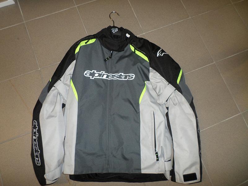 Alpinestars Gunner kabát XL